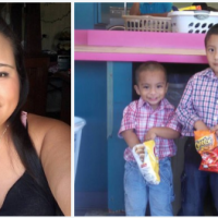 Florida mom, Esbeidi Sanchez, shot dead her two sons, aged 5 and 7, as they arrive home from school then turns the gun on herself, just days after she was baptized