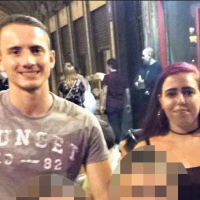 Who is telling the truth? Dutch 'Love rat' Jesse Mateman accused of 'Pull a Pig' prank denies whole story, before confirming holiday romance with Emily Stevenson, just hours later