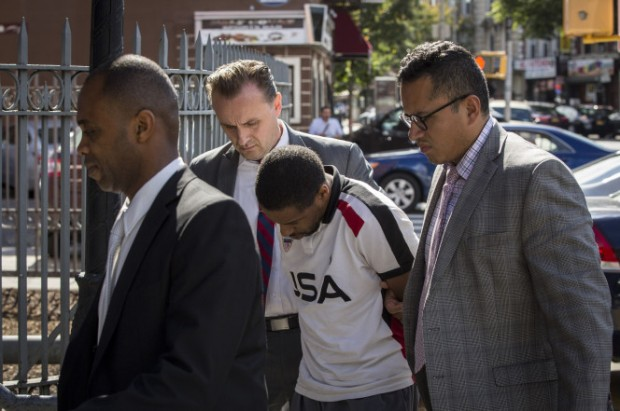 Police arrested a man believed to have sexually assaulted two women in Brooklyn 2.jpg